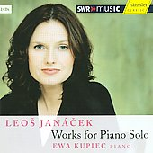 Janacek: Works for Piano Solo / Ewa Kupiec