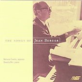 The Songs of Jean Berger / Melanie Emelio, et al