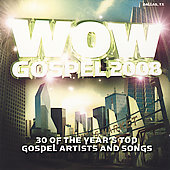 Various Artists: WOW Gospel 2008