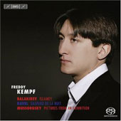 Mussorgsky: Pictures from an Exhibition;  Ravel, Balakirev / Freddy Kempf