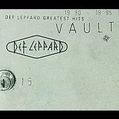 Def Leppard: Vault: Def Leppard Greatest Hits [Slimline]