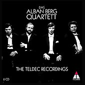 Das Alban Berg Quartett - The Teldec Recordings