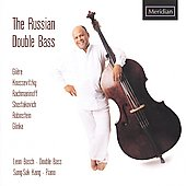 The Russian Double Bass - Rubinstein, Glinka, Rachmaninov / Bosch, Kang