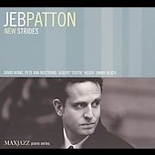 Jeb Patton: New Strides [Digipak]