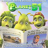 Original Soundtrack: Planet 51