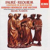 Fauré: Cantique, Requiem / Plasson, Hendricks