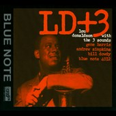 Lou Donaldson/The 3 Sounds: LD+3