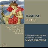 Rameau: Platee / Minkowski