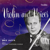 Palm Court Orchestra/Max Jaffa: Violin & Voices