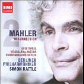 Mahler: Symphony No. 2 Resurrection / Rattle/Berlin PO