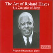 Art Of Roland Hayes