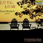 Dave Brubeck: Just You, Just Me