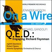 Jennifer Higdon: On A Wire / Eighth Blackbird
