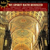 My Spirit Hath Rejoiced /  John Scott /Choir of St. Paul's Cathedral