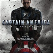 Captain America: The First Avenger, film score