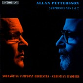 Allan Pettersson: Symphonies Nos. 1 & 2