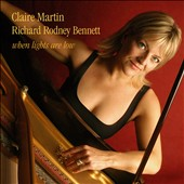 Claire Martin (Vocals)/Richard Rodney Bennett (Composer): When Lights Are Low