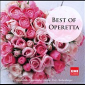 The Best of Operetta / Wunderlich, Fassbaender, Gedda, Prey, Rothenberger