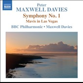 Peter Maxwell Davies: Symphony No. 1