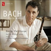 Bach for Solo Flute / Daniel Pailthorpe, flute, Julian Milford, piano