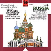 Classical Music Around the World Vol 1 - Russia