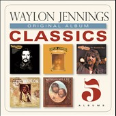 Waylon Jennings: Original Album Classics [Digipak] *