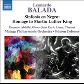 Leonardo Balada: Sinfonía en Negro - Homage to Martin Luther King