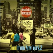 Various Artists: Down In The Basement : Soul From New York, Vol. 2