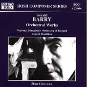 Irish Composer - Barry: Orchestral Works / Houlihan, et al
