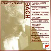 Bernstein Century - Bach, Vivaldi /Gould, Stern, NYPO, et al