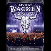 Various Artists: Live at Wacken 2013 [7/29]