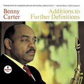 Benny Carter (Sax): Additions to Further Definitions