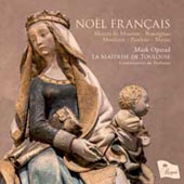 Noël Français - French Christmas music from the 16th to 21st centuries: Motets of Mouton, Bouzignac, Moulinié, Poulenc, Bleuse / William Whitehead: organ; Géraldine Bruley: viola de gamba