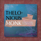 Thelonious Monk: The  Complete Columbia Live Albums Collection