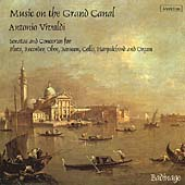 Music on the Grand Canal - Vivaldi / Carroll, McDonald, etc