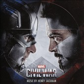 Henry Jackman: Captain America: Civil War [Original Motion Picture Soundtrack]