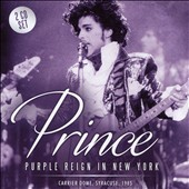 Prince: Purple Reign in New York