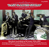 Various Artists: East St. Louis Stomp