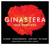 Ginastera: One Hundred