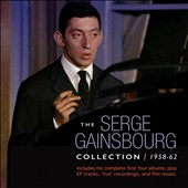 Serge Gainsbourg: The  Serge Gainsbourg Collection: 1958-1962