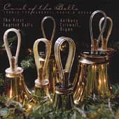 Carol of the Bells - Carols for Handbells and Organ
