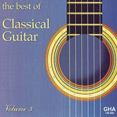 The Best of Classical Guitar Vol 3