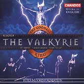 Opera in English - Wagner: The Valkyrie / Goodall, et al