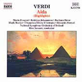 Verdi: Aida (Highlights) / Saccani, Dragoni, Dever, et al