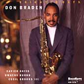 Don Braden: Brighter Days