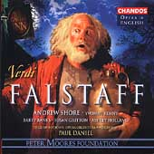 Opera in English - Verdi: Falstaff / Daniel, Gritton, et al