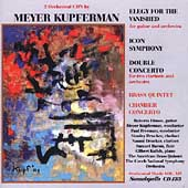 Kupferman: Orchestral Music Vol XIV - Icon Symphony, etc