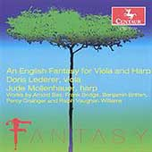 Fantasy - Bax, Bridge, Vaughan-Williams, Britten, Grainger