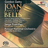 Getty: Joan and the Bells;  Prokofiev / Vedernikov, et al