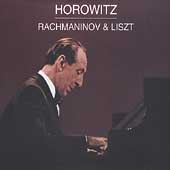 Horowitz plays Rachmaninov and Liszt